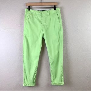 Ralph Lauren Sport Crop Ankle Chinos